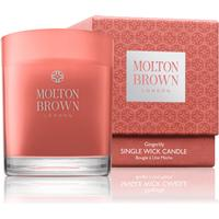 Molton Brown Gingerlily Single Wick Candle 643g
