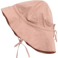 Wheat Baby Girl Sun Cap - Rose