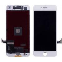 iPhone 7 - Komplet GLAS/LCD - Kvalitet A (Hvid)