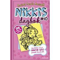 Nikkis dagbok #10: Berättelser om en (inte så) perfekt hundvakt (Inbunden, 2018)