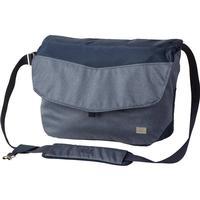 7553 Jack Wolfskin Wool Tech 18 Litre Laptop Friendly Urban Messenger Bag One Size