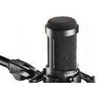 Audio-Technica AT2035, 33 dB, 20 - 20000 hz, 120 O, Kabel, ?DC, DC