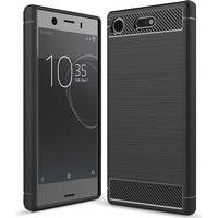 SONY XPERIA XZ1 COMPACT COVER - SORT