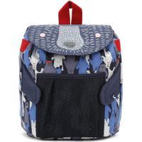 Joules Black Multi Bear Camo Buddie Bag
