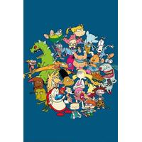 Nickelodeon - Group Plakat, Poster, (61 x 91,5 cm)