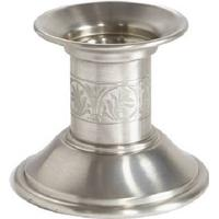 Wentworth Medieval Pewter Candle Holder Extra Small