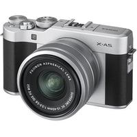 Fujifilm X-A5 + 15-45mm OIS