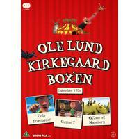 SF Studios Ole Lund Kirkegaard boks - Orla Frøsnapper/Gummi T/Otto er et næsehorn - DVD
