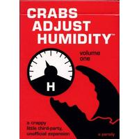 Övriga Crabs Adjust Humidity: Volume One (unofficial expansion for Cards Against Humanity)