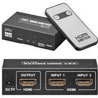 Goobay HDMI AutoSwitch 2in/1ut 1080p