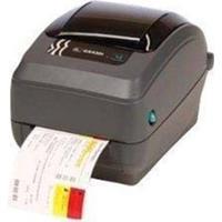 Zebra G-Series GX430t Labelprinter - Monokrom - Direkte termo / termo transfer