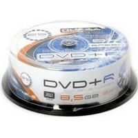 Omega dvd+r dl 8.5gb full-face printable 8x 25p