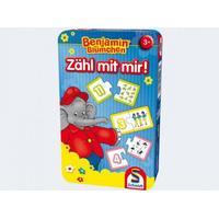 Schmidt Spiele 51407 - Benjamin Blümchen, Zähl mit mir!,