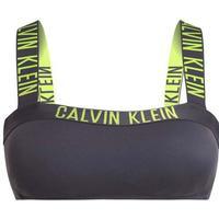 Calvin Klein Intense Power Bandeau Bikini Top Hot Coral (KW0KW00171)