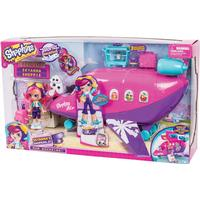 Moose Shopkins Skyanna's Shoppie Jet