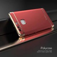 IPAKY Protector skal för Huawei P9 - röd