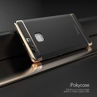IPAKY Protector skal för Huawei P9 - svart
