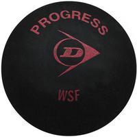 Squashball Progress schwarz rot