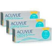 Acuvue Oasys 1-Day with HydraLuxe for Astigmatism (90 linser)