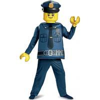 polis utklädnad vuxen