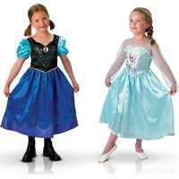Disney klänning anna Maskerad - Jämför priser på PriceRunner f592db0d41ff6