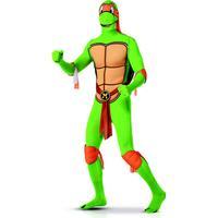 Vegaoo Michelangelo i Teenage Mutant Ninja Turtles - Second skindräkt för vuxna