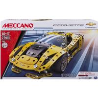 Meccano Chevrolet Corvette Model Set