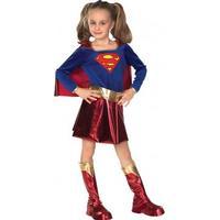 Rubies Deluxe Kids Supergirl Costume
