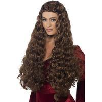 Smiffys Medieval Princess Wig