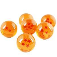 Gearbest 3.5CM 7 Stars Crystal Balls Set 7PCS