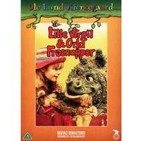 Andre mærker Lille Virgil og Orla Frøsnapper - DVD
