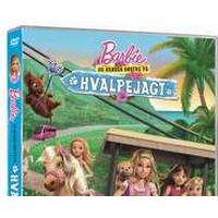 Universal Barbie & her sisters: Puppy chase - DVD