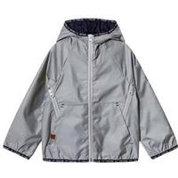 Timberland Silver Reflective Hooded Jacket 16 years