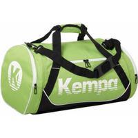 Kempa Sporttasche M hope grün-schwarz-weiß 55 cm x 30 cm x 29 cm