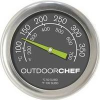 Termometer til grill låget Outdoorchef
