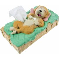 Kleenex box skjuler, Hund
