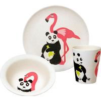 Zuperzozial Hungry Flamingo Set