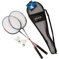- Unknown SportX Badmintonset Pro in Bag