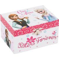small foot Joy Toy 5589 Frozen Schmuckdose mit Spieluhr, Pappe, mehrfarbig, 15 x 10.5 x 8.5 cm
