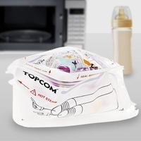 TopCom Mikrovågsugnssterilisator för nappflaskor TopCom