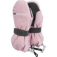 Didriksons Biggles Kid's Zip Mittens - Dusty Pink (162501098308)