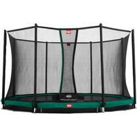 Berg Champion InGround + Safety Net Comfort 330cm