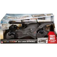 Mattel DC Justice League Mega Cannon Batmobile