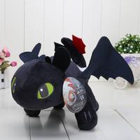 How to train your dragon - toothless mjukisdjur 40cm