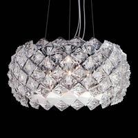 PRISMA den runde pendellampe for et strålende lys