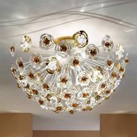Vie en Rose kunstfærdig LED-loftlampe