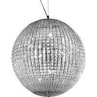Helidos imponerende hængelampe, Ø 50 cm