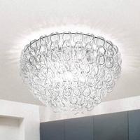 Vistosi GIOGALI glas-loftlampe, 60 cm