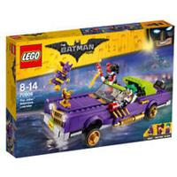 Lego Batman, The Joker Notorius Lowrider