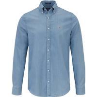 GANT Jeansskjorta button down-krage från GANT denim